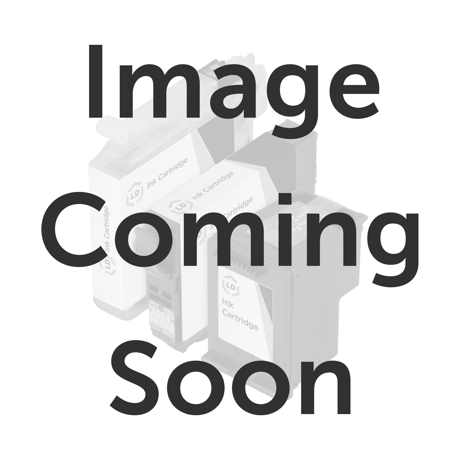 Compatible Replacement for 41913 Black on White Tape
